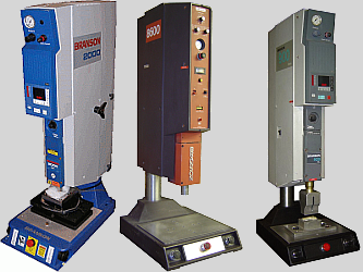 We buy and sell refurbished ultrasonic welders.