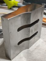 20kHz Mask horn for continuous welding